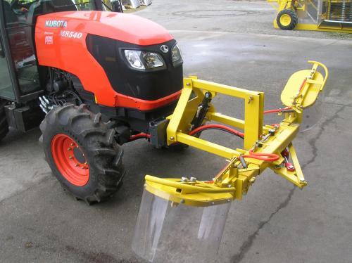 Products Sfm 10 Spray Hood Littau Harvester
